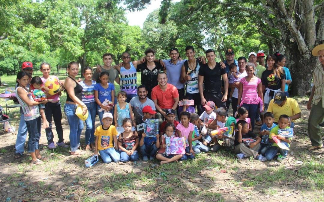 Día del niño en Bayano.