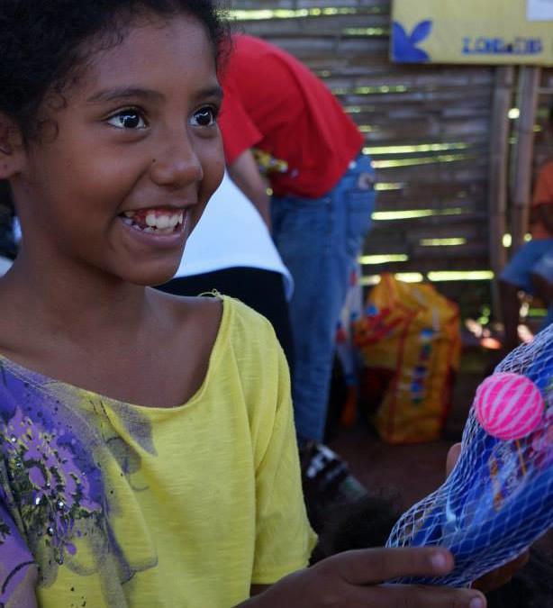 Yo Pinto Una Sonrisa en Chiriquí